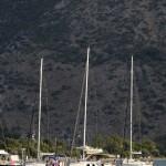 HSSC 2017 flotilla - Bavaria 40 - Madrugada, Adagio, Alegria